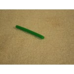 2mm ID Tube Fluorescent Green 2M