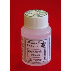 Spray Acrylic Thinner 'R' 60ml